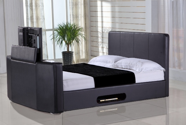 TV BED NEW